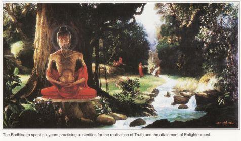 Life of Buddha (18)
