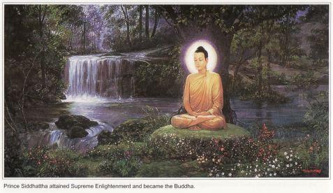 Life of Buddha (22)