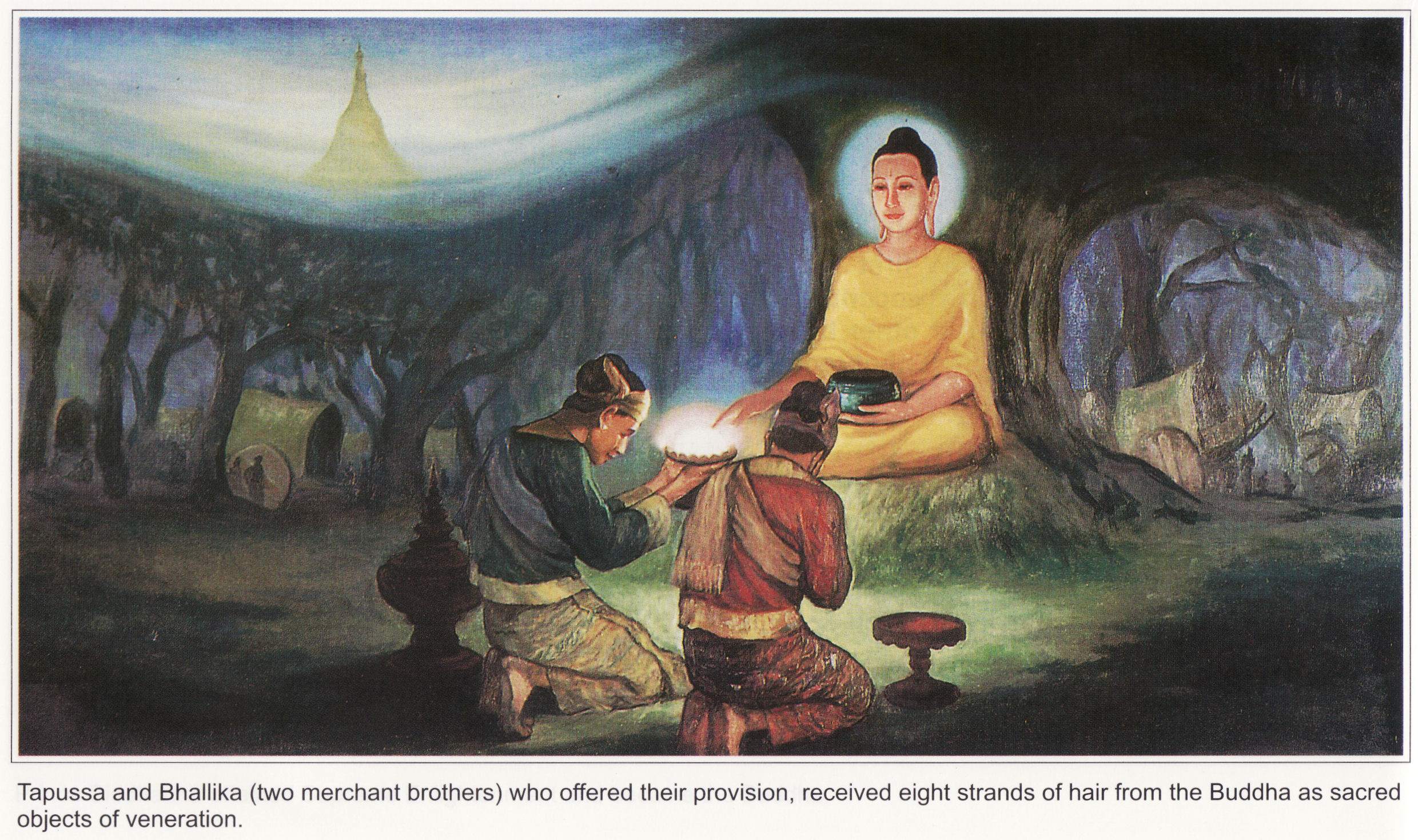 life of the buddha The buddha's story is very touching and reflects the endless quest of humanity for peace peace starts with one's self, to be able to reflect it on the outside world personnaly, it opened my eyes and heart at life.