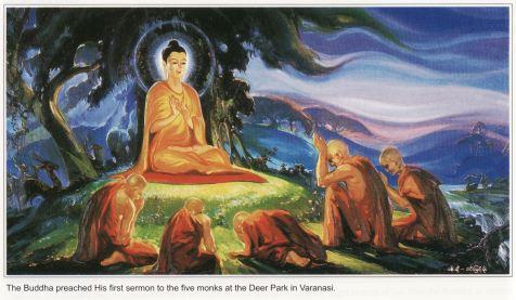 Life of Buddha (26)