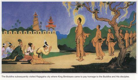 Life of Buddha (36)