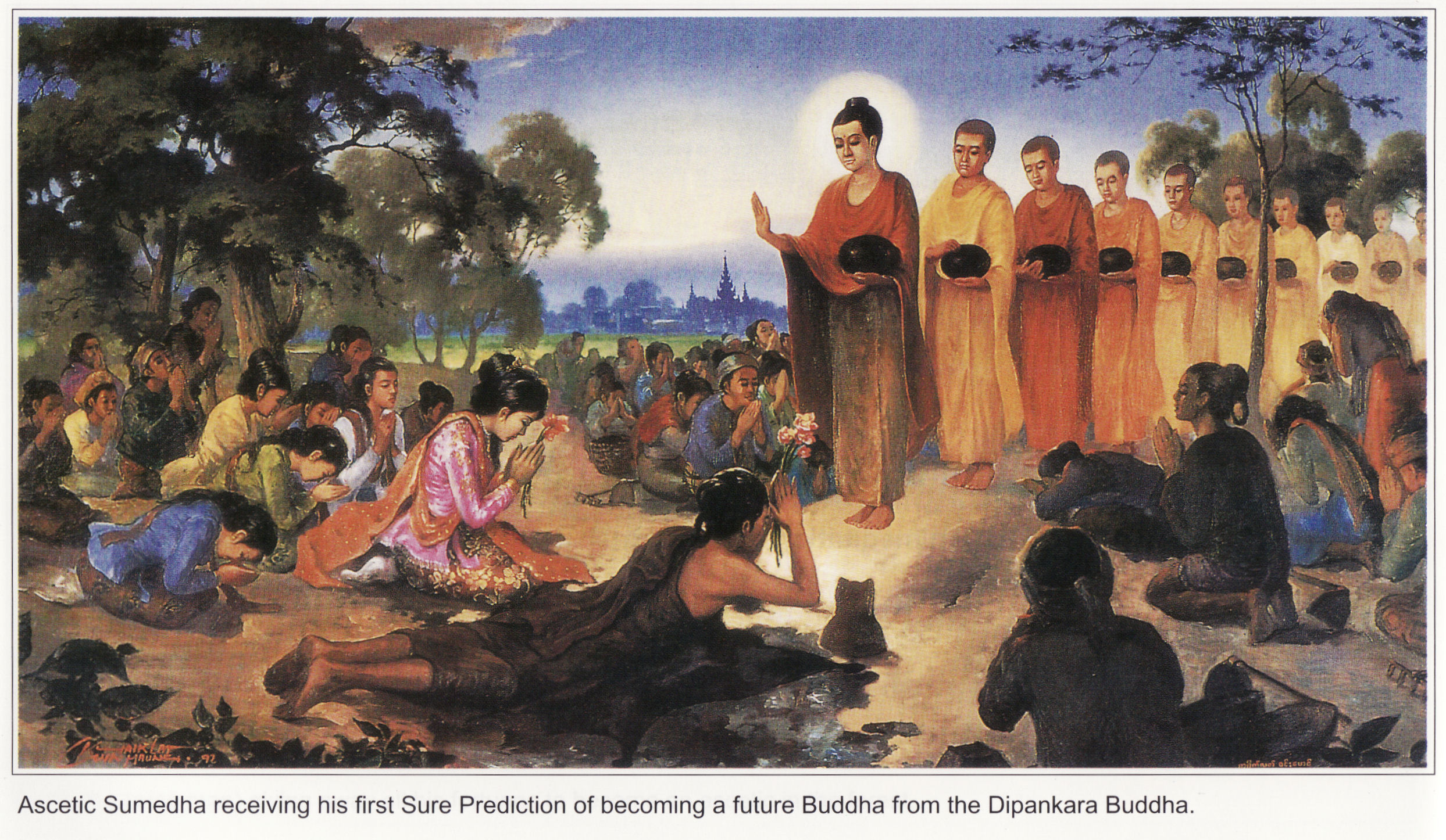 The life of buddha essay