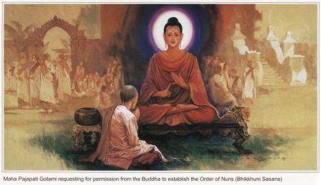 Life of Buddha (40)