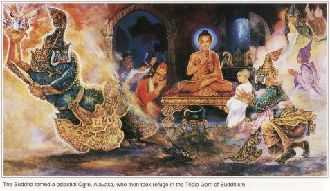 Life of Buddha (48)