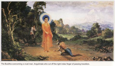 Life of Buddha (50)