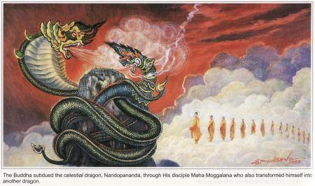 Life of Buddha (52)