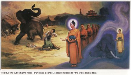 Life of Buddha (58)