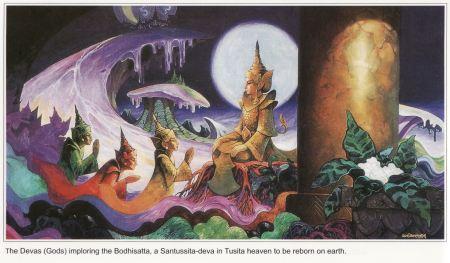 Life of Buddha (6)