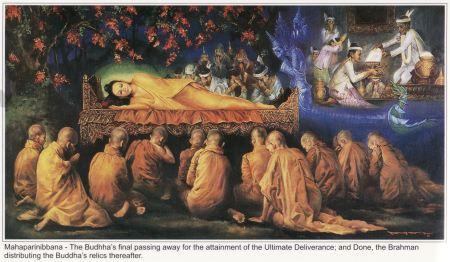 Life of Buddha (60)