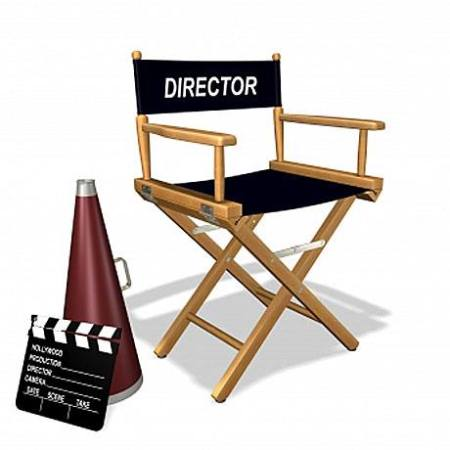 The Movie Director